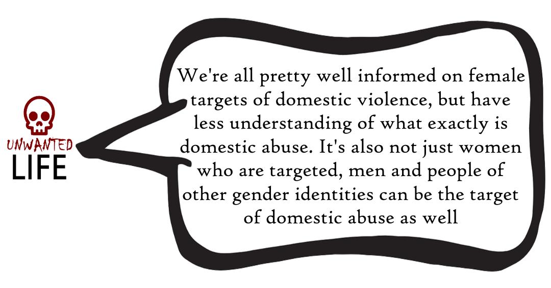 Abuse: Female Perpetrators, Male Victim 1