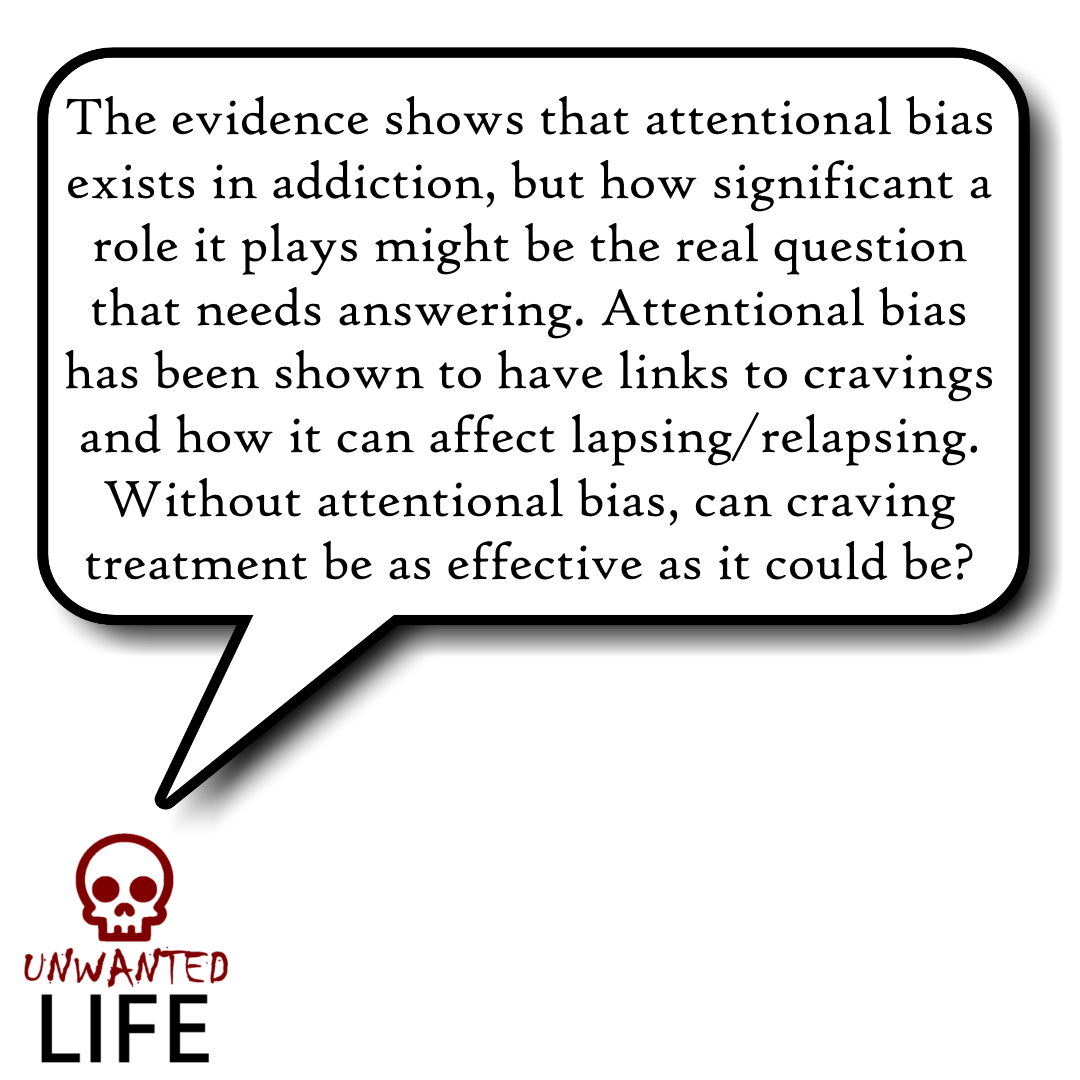 Attentional Bias: Evidence For Addictive Behaviours 5