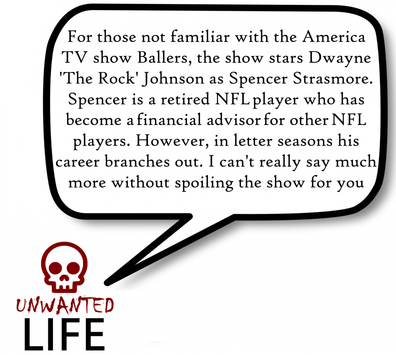Ballers: The Suicide Storyline 2