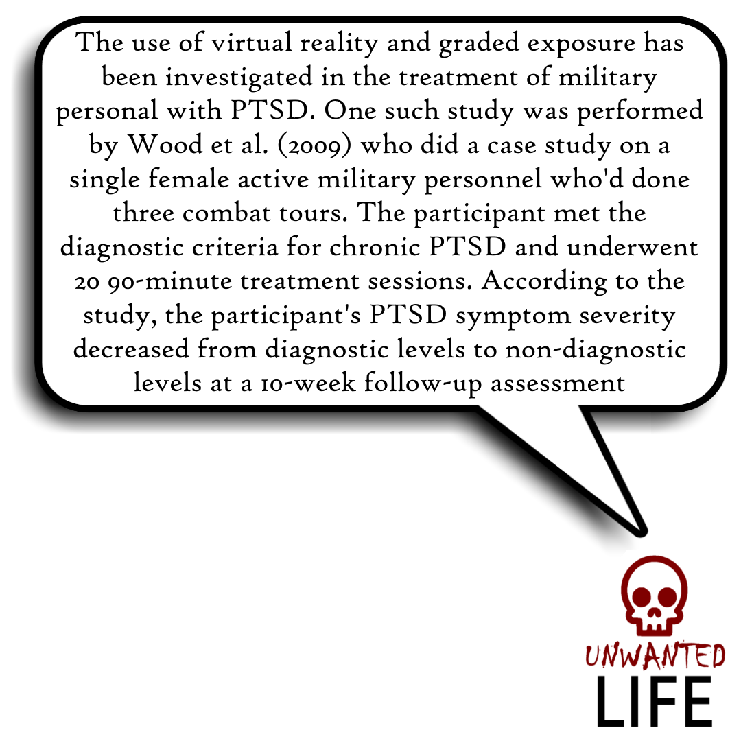 A quote from the blog Unwanted Life's article - Graded Exposure: The Ultimate Method To Tackle Fears 4
