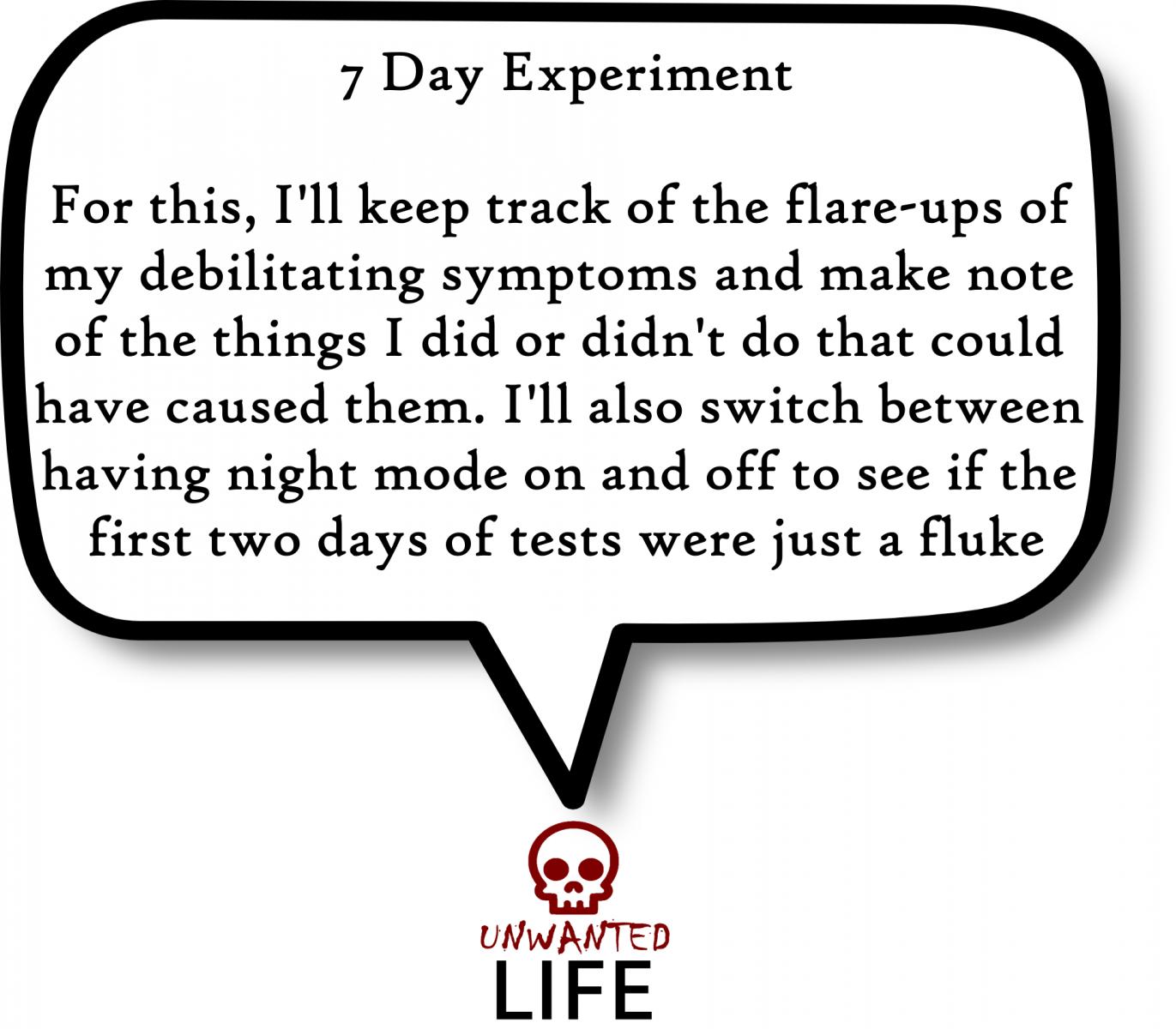Health Experiments 4
