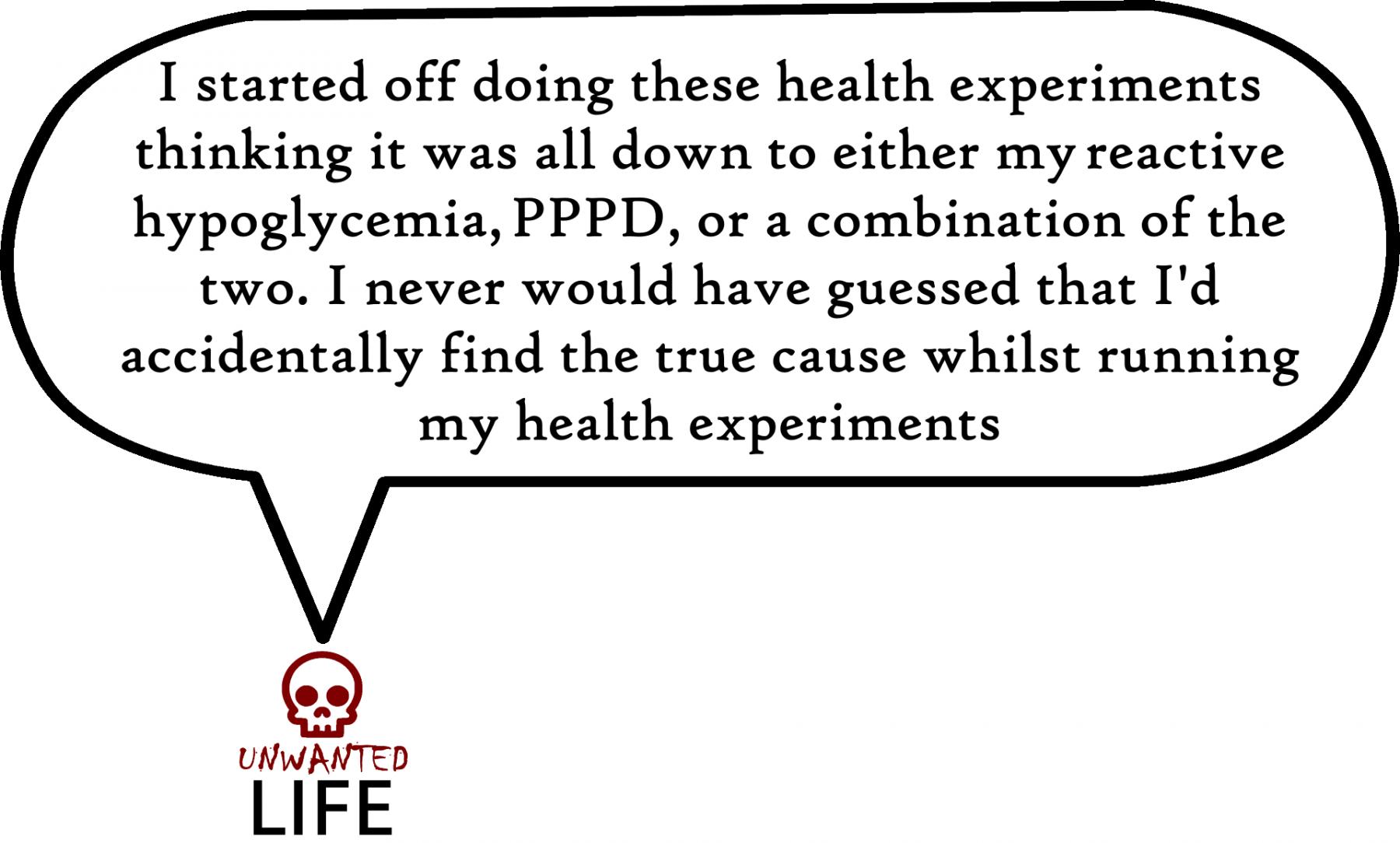 Health Experiments 5