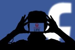 Facebook Unwanted Life Logo | Mental Health and Wellness Blog