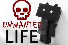 Danbo Meets Unwanted Life Logo | Mental Health and Wellness Blog