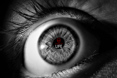 Eye | Unwanted Life Logo | Mental Health and Wellness Blog