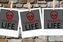 Polaroids of Unwanted Life Logo | Mental Health and Wellness Blog