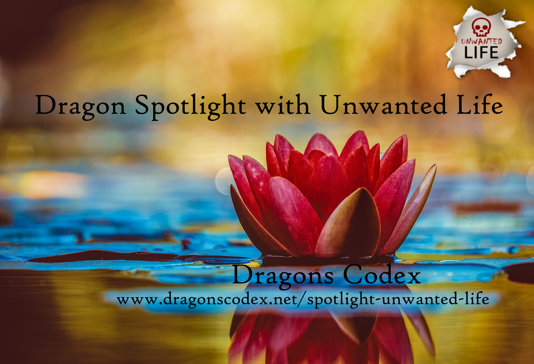 Dragon Spotlight with Unwanted Life