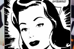 Wonder Woman Pill Shame Mental Health Question | Unwanted Life | Mental Health and Wellness Blog