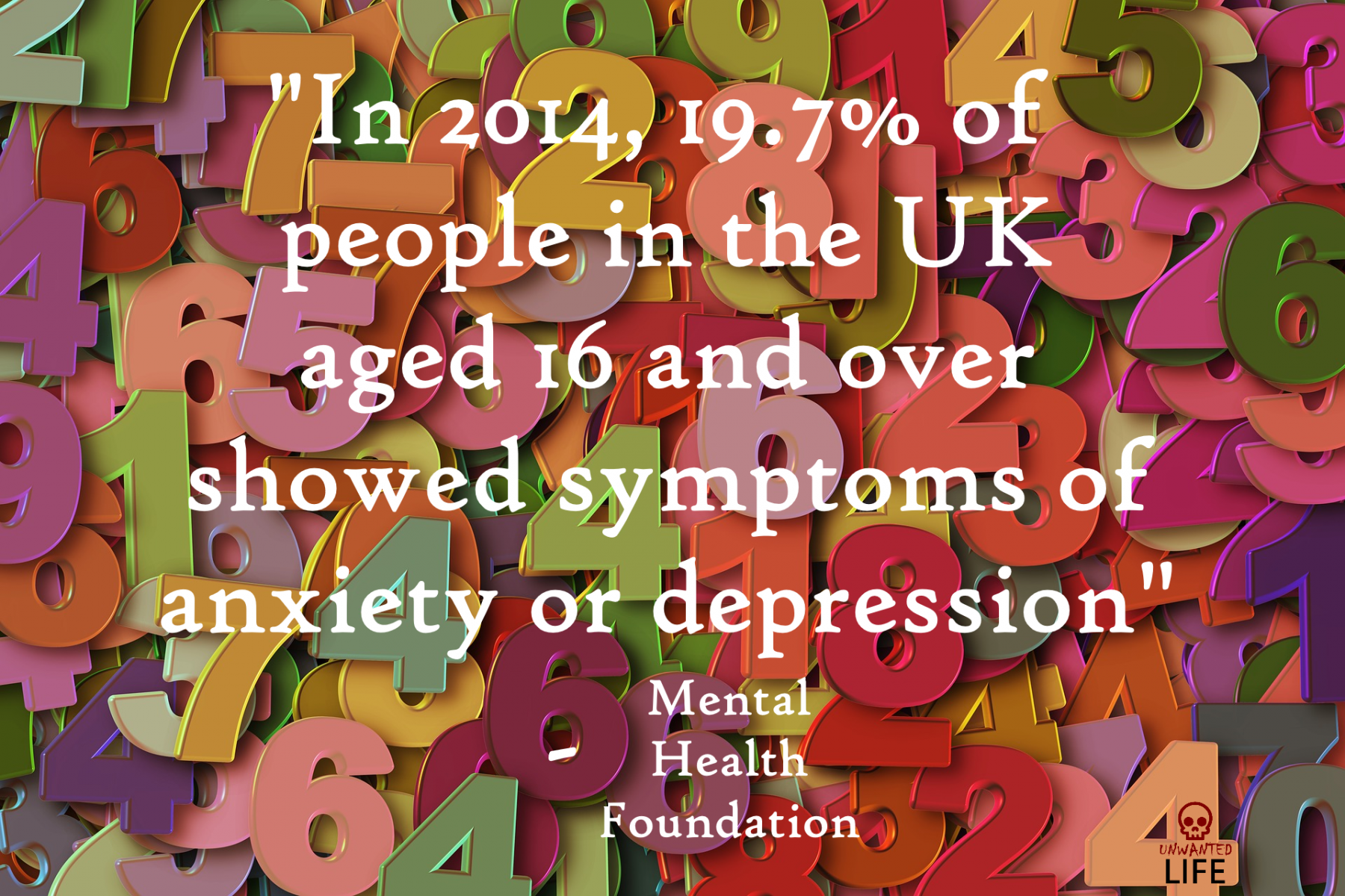 Anxiety and Depression in the UK Mental Health Unwanted Life | Mental Health and Wellness