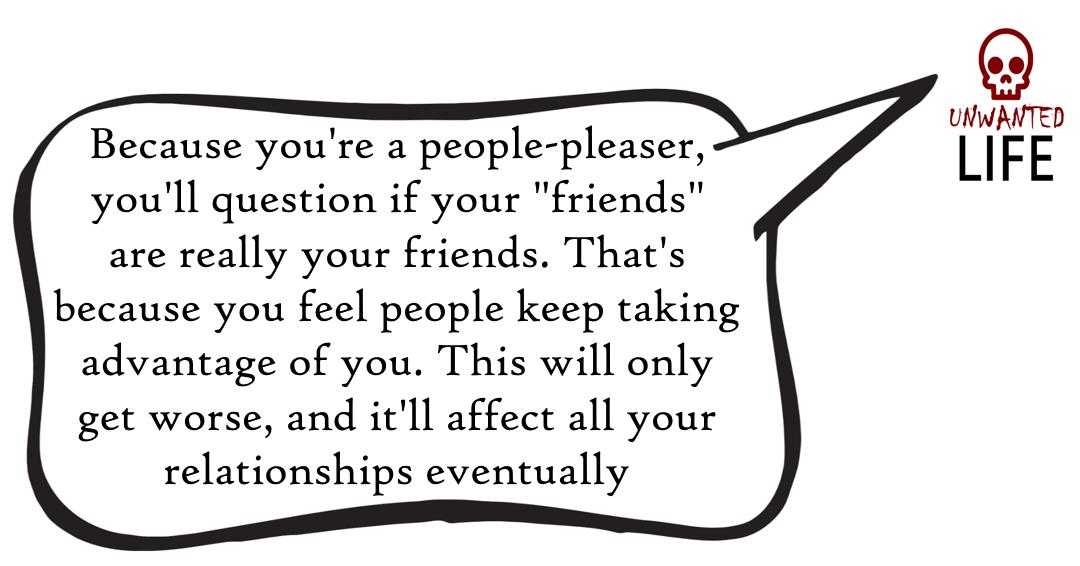The Dangers Of People-Pleasing 3