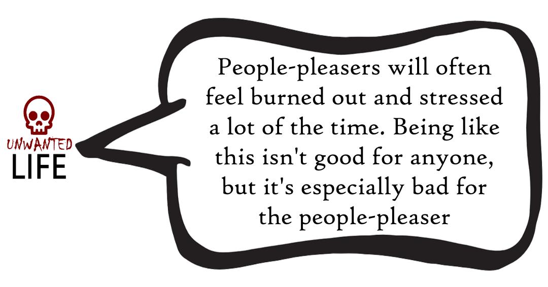 The Dangers Of People-Pleasing 5