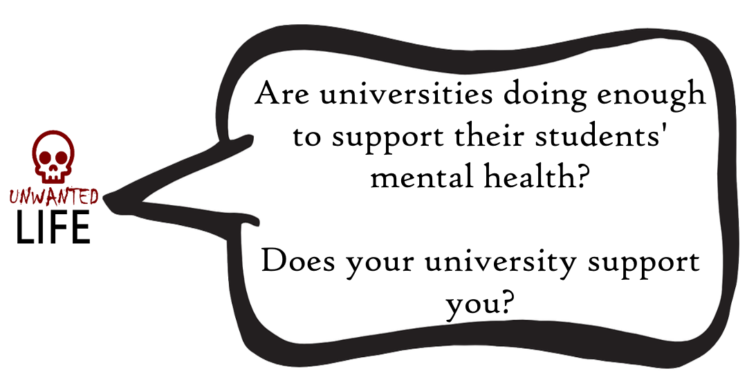 University Mental Health Support, Is it Enough? 1