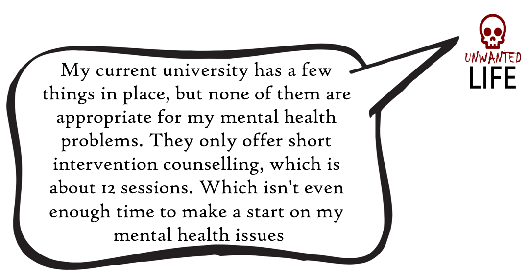 University Mental Health Support, Is it Enough? 5