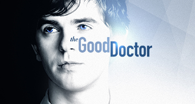 The promo image of ABC's show The Good Doctor