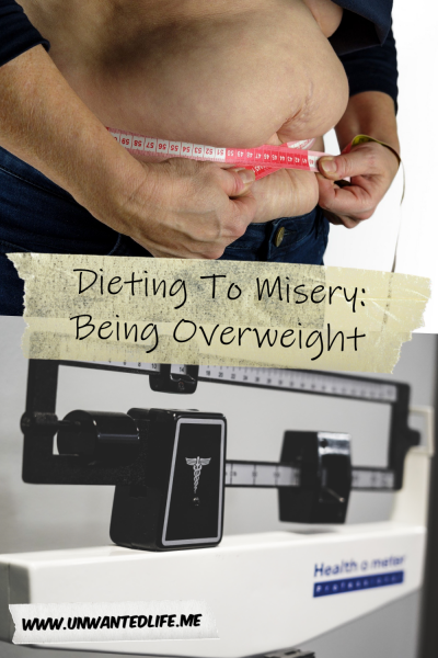 Dieting To Misery: Being Overweight | Mental Health and Wellness | Unwanted Life