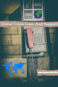 Global Crisis Lines And Support