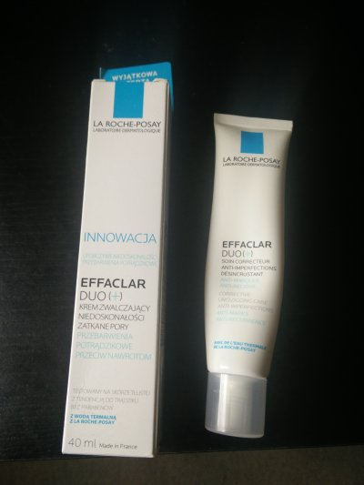 La Roche-Posay Effaclar Duo (+) | Dry Skin and Mental Health | Unwanted Life