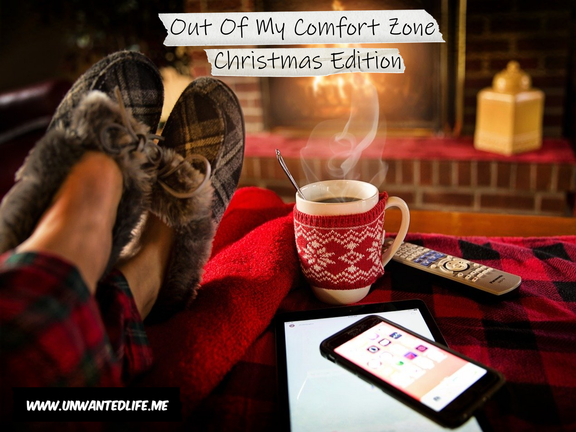 Out Of My Comfort Zone - Christmas Edition | Xmas, Mental Health, and Wellbeing | Unwanted Life