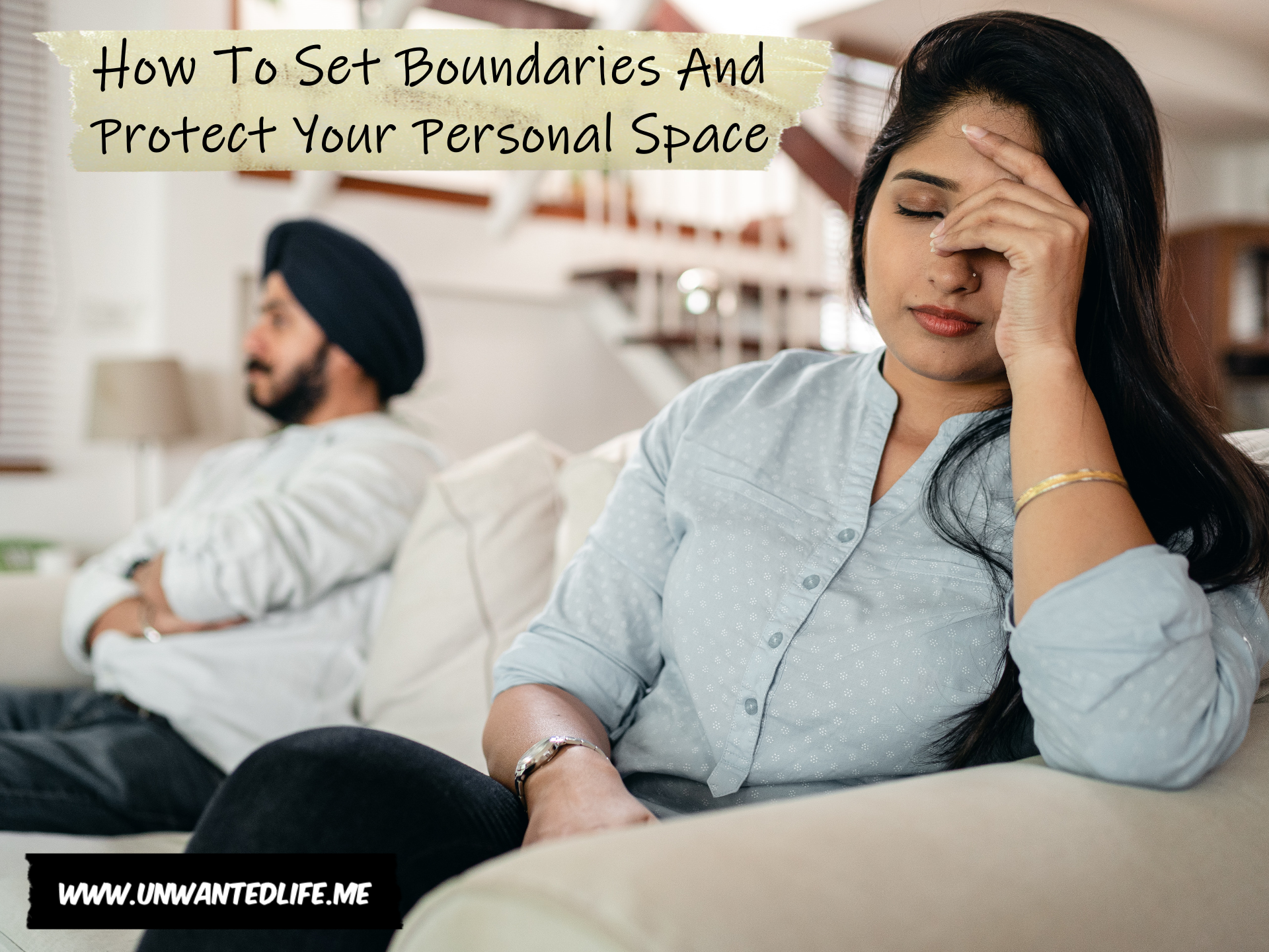 How To Set Boundaries And Protect Your Personal Space | Mental Health and Wellness | Unwanted Life