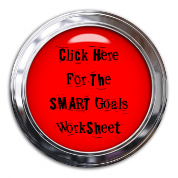 Button to click to download the SMART Goals Worksheet PDF from the Freebies and Resources page