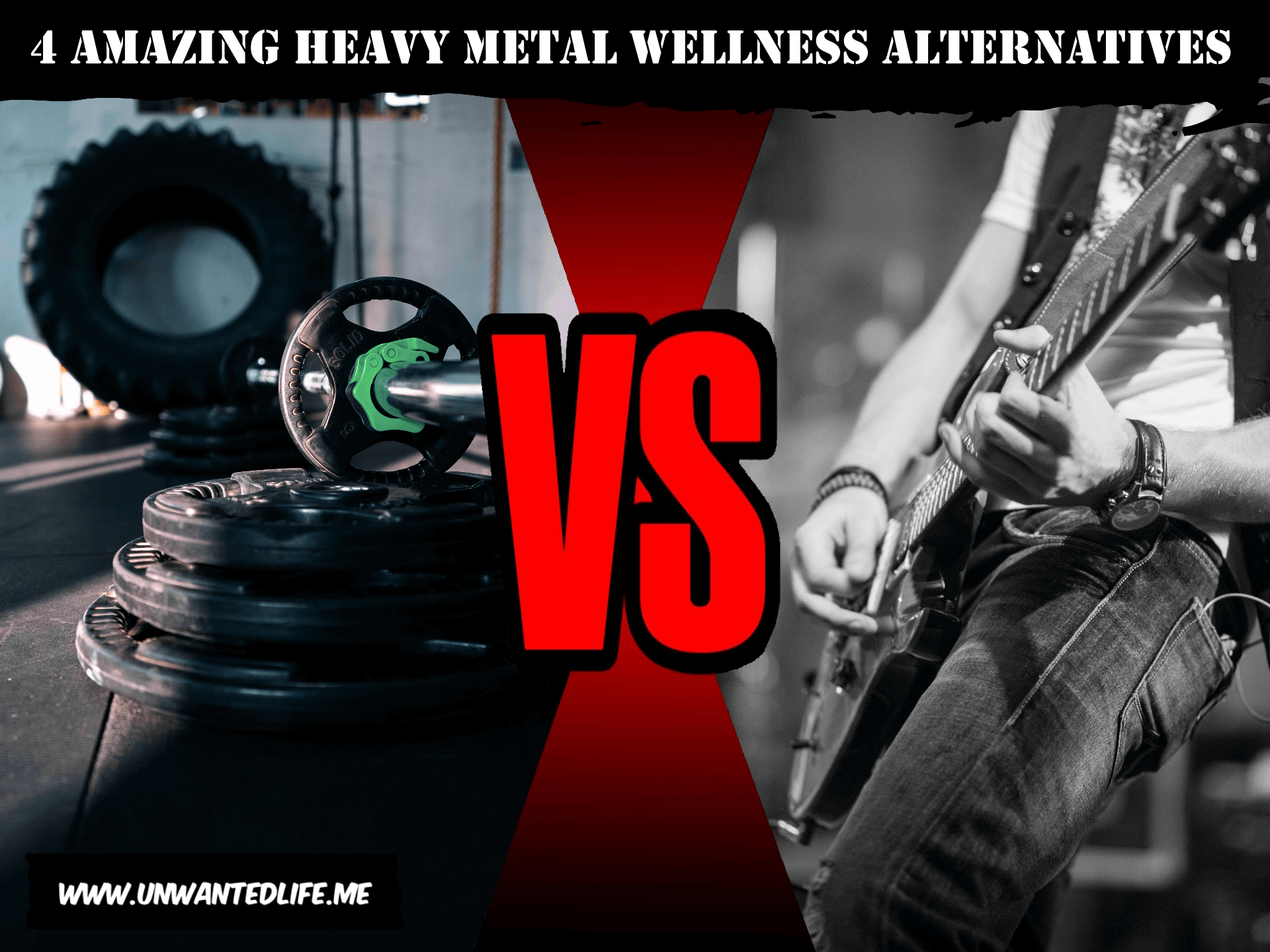 4 Amazing Heavy Metal Wellness Alternatives | Goth Mental Health