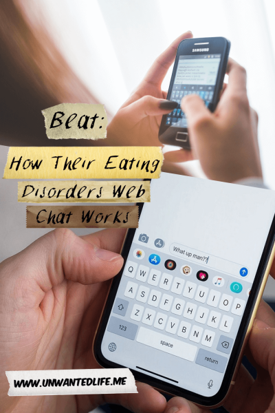Beat: How Their Eating Disorders Web Chat Works | Mental Health and Wellness | Unwanted Life