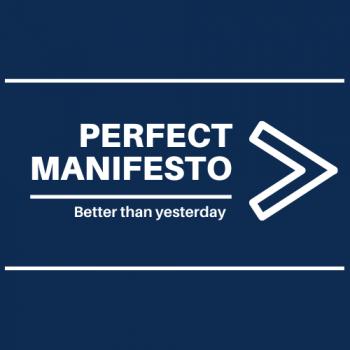 The Perfect Manifesto Logo